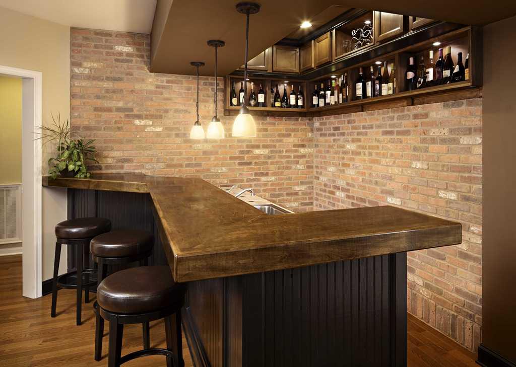 No title - Brick bar design ...